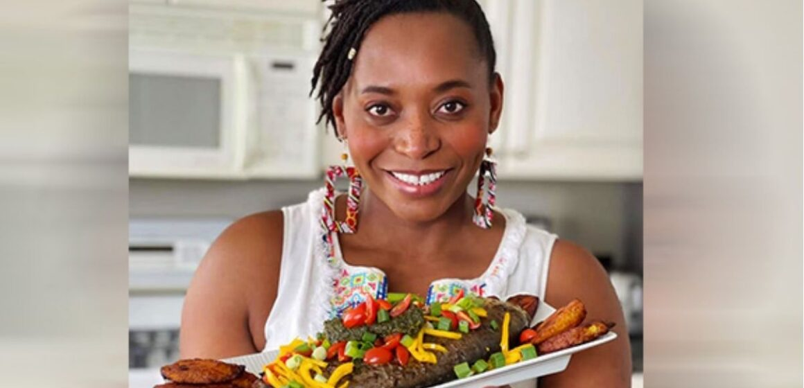 Black chef shares unique and delicious summer African cooking classes online for kids, 3 to 15 years old.