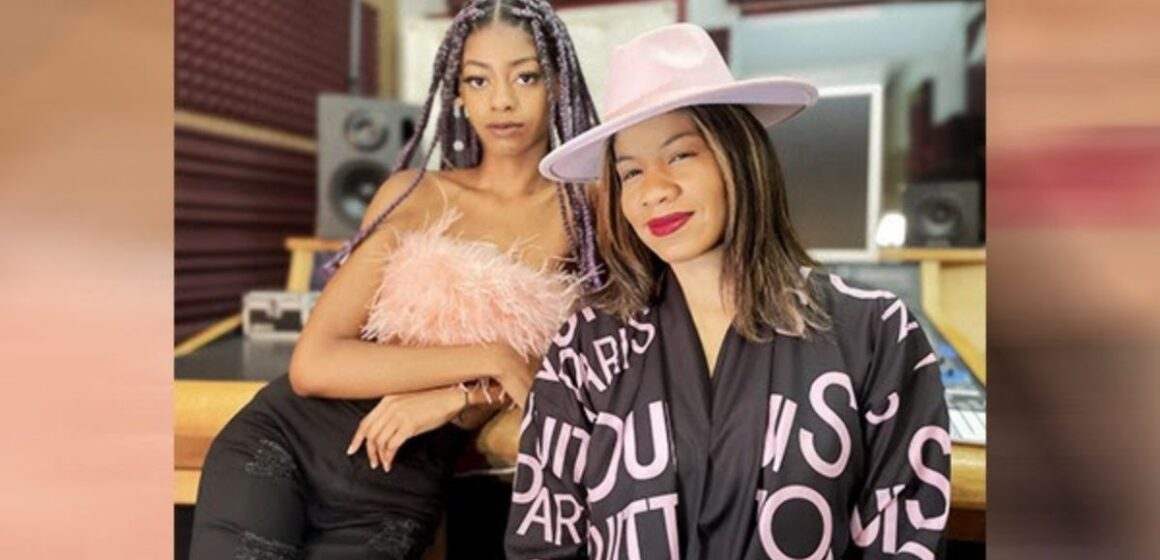Mom and daughter team up to launch the newest black woman-owned record label.