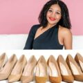 Founder of black woman-owned luxury shoe line celebrates 3 years in business.
