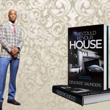Devonte Saunders went from foster child to sought-after celebrity realtor