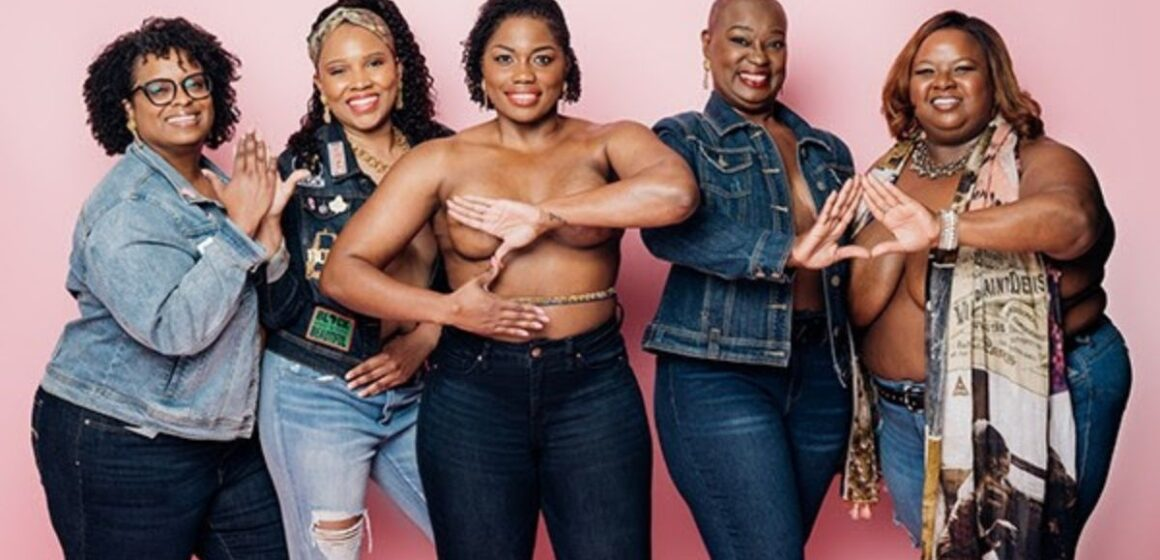 Women of color with breast cancer launch new brand photography campaign to build awareness